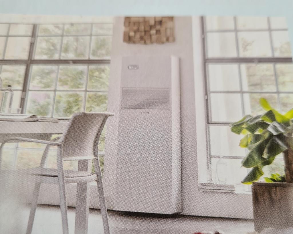 Airconditioning zonder buitenunit
